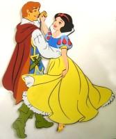 Duvar Süsü Pamuk Prenses ve Prens, DF1009