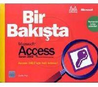 Bir Bakışta Microsoft Access 2002