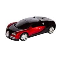 Model Car 666-1 Bordo Siyah Uzaktan Kumandalı Büyük Spor Araba