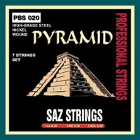 Bağlama Aksesuar Tel Pyramid 020
